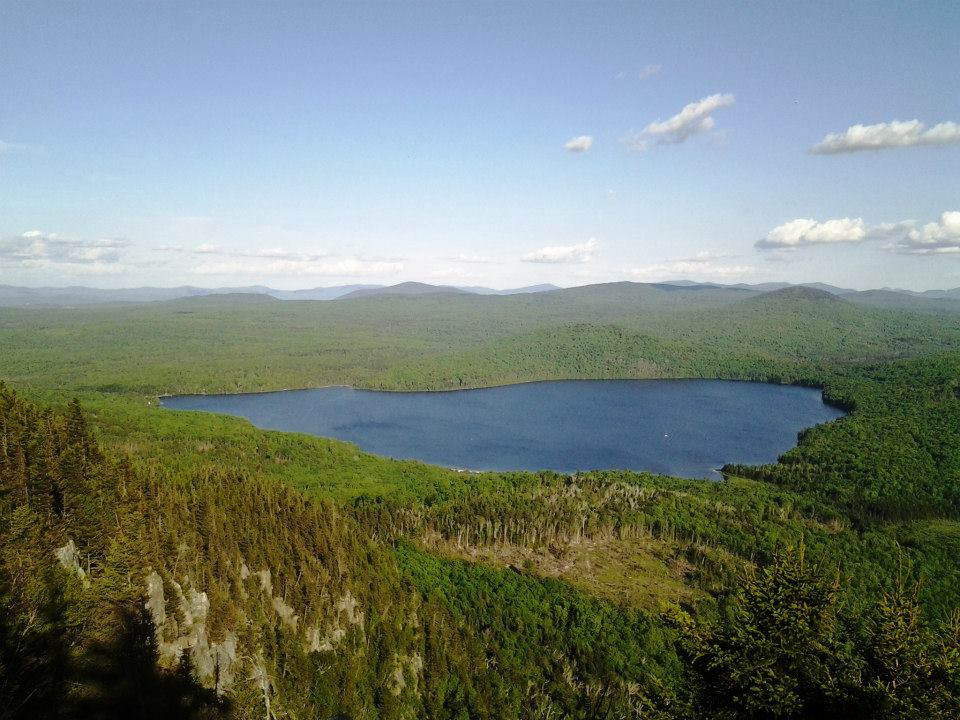Hiking in Vermont; Brousseau Mountain; Picnic Spots