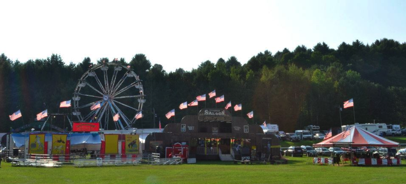The Orleans County Fair in Barton, Vermont