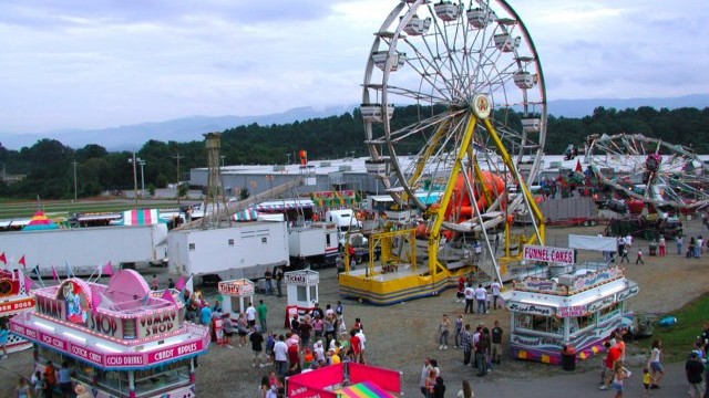 Lancaster Fair-largest fun filled family event in the Great North Woods